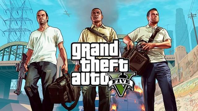 GTA V ที่จัดว่าเป็นเกมที่มีความรุนแรง