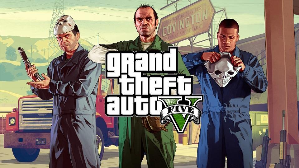 เด็กอายุต่ำกว่า 18 ห้ามเล่นเกม gta v | GTA5 PC Download